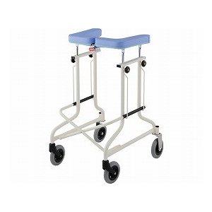 アルコーCL型B 固定タイプ100552 (介護歩行器 リハビリ 福祉用具 歩行訓練 介護用品 大人用 高齢者用 老人用 )( 母の日 プレゼント 2019 )
