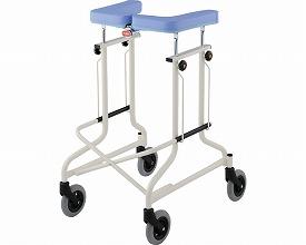 アルコーCL型A 自在タイプ100551 (介護歩行器 リハビリ 福祉用具 歩行訓練 介護用品 大人用 高齢者用 老人用 )( 母の日 プレゼント 2019 )