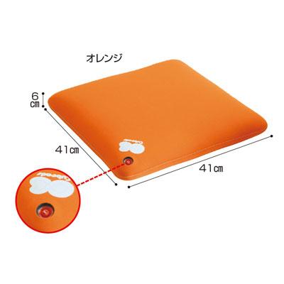 形状記憶クッション らくラクFIT DX-M(車椅子クッション 車いす 車イス 褥瘡予防 床ずれ防止  高齢者用 老人用  )