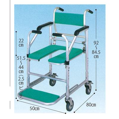 シャワーキャリー ST-200(入浴用品 介護用品  風呂用品 福祉用具 高齢者用 老人用  )