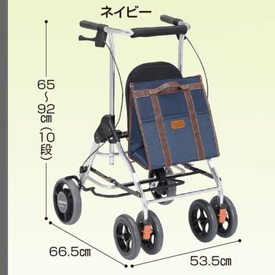 テイコブ リトルR HS05R(介護歩行器 リハビリ 福祉用具 歩行訓練 介護用品 大人用 高齢者用 老人用 )