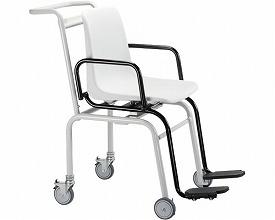 seca956デジタルチェアスケール(検定付)ホワイト(介護用品 施設 デイサービス 備品 病院 老人 お年寄り 高齢者)