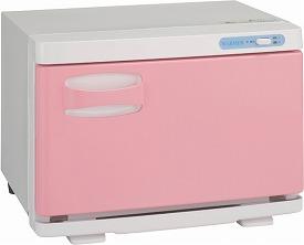 タオルウォーマーW-7F ピンク(介護用品 施設 デイサービス 備品 病院 老人 お年寄り 高齢者)