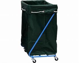 Z型ランドリーカートSH-29E-G 緑(介護用品 施設 デイサービス 備品 病院 老人 お年寄り 高齢者)( 母の日 プレゼント 2019 )