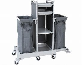 オムツ交換車SKS-2(介護用品 施設 デイサービス 備品 病院 老人 お年寄り 高齢者)