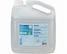 エコルセ 手指の消毒剤 4LNA-1 詰替用(介護用品 消毒 除菌 感染予防 便利グッズ)