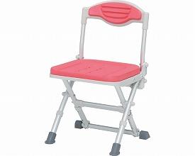 湯チェア12(背ありタイプ)UC-114 レッド(シャワーチェア バスチェアー 介護用風呂椅子 シャワーベンチ 介護用品  高齢者用 老人用  )