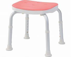 コンパクトバスチェア 背なしBC-01N-PI ピンク (シャワーチェア バスチェアー 介護用風呂椅子 シャワーベンチ 介護用品 高齢者用 老人用 )【母の日 プレゼント 実用的 花以外】