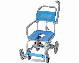 入浴車椅子楽チル U型シートRT-005(入浴用品 介護用品  風呂用品 福祉用具 高齢者用 老人用  )