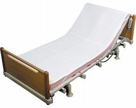 床ずれナースパッド オーバーレイタイプTN1100T-83 幅85cm(床ずれ防止 マット 褥瘡予防マット 介護用品  体圧分散  高齢者用床ずれ防止 老人用床ずれ防止  )