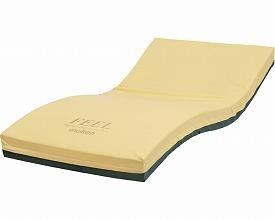 フィール 幅91cm ショートMFEL91S(床ずれ防止 マット 褥瘡予防マット 介護用品  体圧分散  高齢者用床ずれ防止 老人用床ずれ防止  )