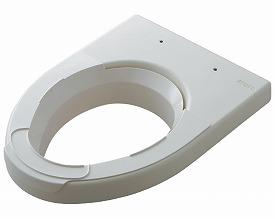補高便座EWC451S エロンゲートサイズ 補高3cm(トイレ用品 福祉用具     排泄介護用品 )