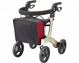 歩行車リトルターン(介護歩行器 リハビリ 福祉用具 歩行訓練 介護用品 大人用 高齢者用 老人用 )