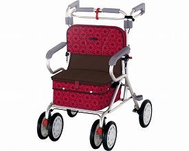 ナウワイド(介護歩行器 リハビリ 福祉用具 歩行訓練 介護用品 大人用 高齢者用 老人用 )