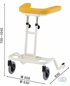 歩行器 介護・歩行器 アルコー17型大人用 リハビリ 高齢者用 介護用品 福祉用具 歩行訓練