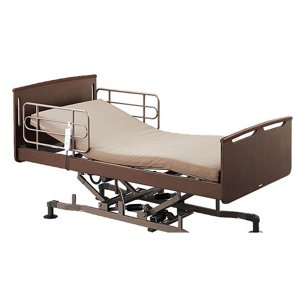電動ベッド リクラインング 昇降3モーター マットレス・サイドレール付tc-b01002(電動リクライニングベッド 老人用 介護用品  高齢者用 送料無料)