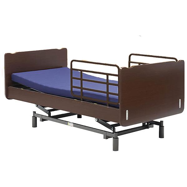 介護ベッド 電動リクライニングベッド 昇降2モーター(背・昇降)tc-b01012 / マットレス無(電動リクライニングベッド 老人用 介護用品  高齢者用 送料無料)
