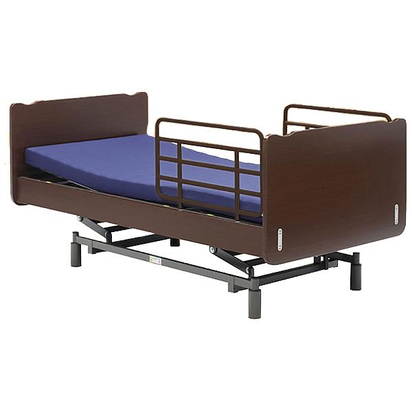 介護ベッド 電動リクライニングベッド 昇降3モーター(背・脚・昇降) / オーイーダブルマットレスMT-02付 tc-b01015(電動リクライニングベッド 老人用 介護用品  高齢者用 送料無料)
