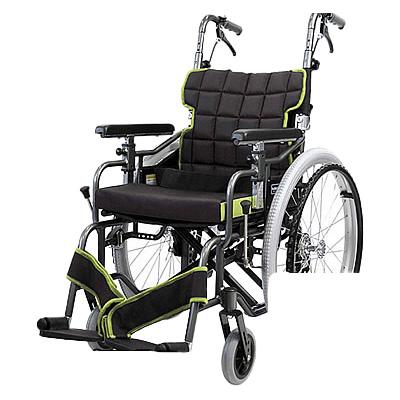 自走用モジュール折り畳み車椅子ラクラク調整くん(車椅子 車いす 車イス サイズ 自走用 サイズ 折りたたみ  介護用品  高齢者用 老人用 座幅 種類 送料無料 軽量)