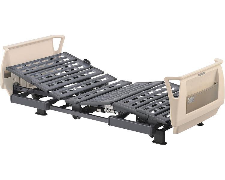 介護ベッド 電動リクライニング Q-AURA(クオラ) 3モーターKQ-63310 91cm幅 レギュラー (介護用品 福祉用具 高齢者 老人 お年寄り 便利グッズ ベッド 寝具)