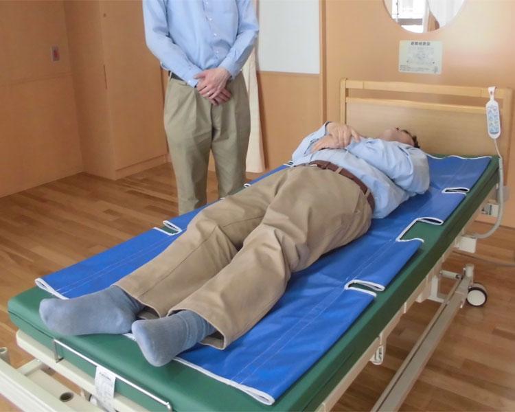 重症身障害者 移乗シートらくい(楽移)TMT-2701-S