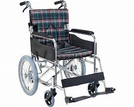 介助用スタンダードモジュール車いす SMK30 (車椅子 軽量 折り畳み 車イス 車いす 介助用 介護 折りたたみ式 お洒落 )( 母の日 プレゼント 2019 )