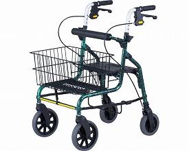 歩行器 介護セーフティーアーム ロレータ SPタイプ(大人用 リハビリ 高齢者用 介護用品 歩行車 福祉用具 高齢者 老人 お年寄り)
