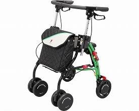 歩行器 介護 ザフィット 抑速機能なしタイプ(大人用 リハビリ 高齢者用 介護用品 歩行車 福祉用具 高齢者 老人 お年寄り)