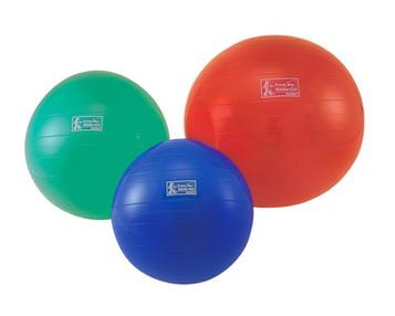 Exercise ball 45 cm (care supplies care welfare equipment safety safety TC Mart silver goods store Rakuten)