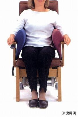 車椅子用サイドクッション車椅子関連用品   福祉介護用品 褥瘡