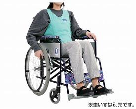 車椅子用ワンタッチベルト キーパー2  車椅子関連用品 福祉介護用品( 母の日 プレゼント 2019 )