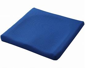 車椅子 クッション・ピタ・シートクッション55 / PT002B ブルー 車椅子関連用品 車いす 車イス 床ずれ防止 座布団 介護用品 福祉用具【敬老の日 プレゼント ギフト】