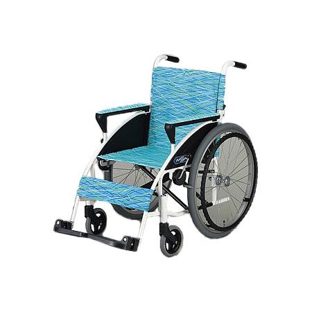 車椅子・折りたたみ自走用車椅子iR日進医療器自走 折りたたみ 車いす 車イス 介護用品 送料無料