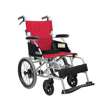 車椅子 軽量 折り畳み 折りたたみアルミ介助用車椅子ノーパンクタイヤカワムラサイクル 軽量 折りたたみ 車いす 車イス(カワムラ 旅行 くるまいす 旅コンパクト 軽い)( 母の日 プレゼント 2019 )