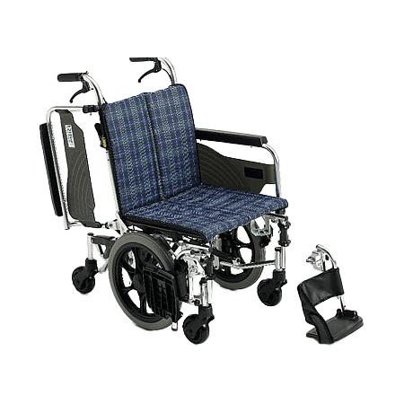 車椅子・折りたたみ介助用車椅子SKT-6Miki/ミキ自走 折りたたみ 車いす 車イス 介護用品 送料無料  介助式 介助用  (介護用品/介護車いす/車イス/折り畳み)