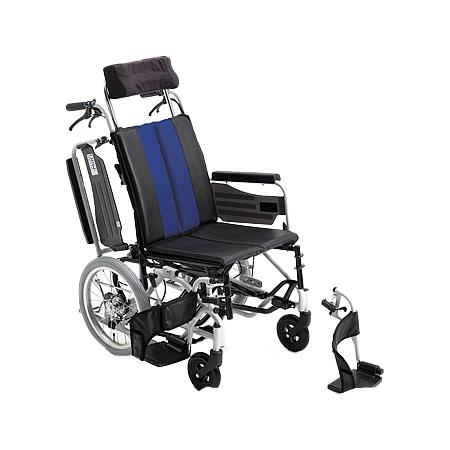 リクライニング車椅子・介助用車椅子MP-TiF VLMiki ミキ リクライニング 車いす 車イス 介護用品  (介護用品 介護 車いす 車イス  )( 母の日 プレゼント 2019 )