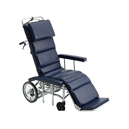 リクライニング車椅子・介助用車椅子MFF-50Miki ミキリクライニング 車いす 車イス 介護用品  (介護用品 介護 車いす 車イス  )