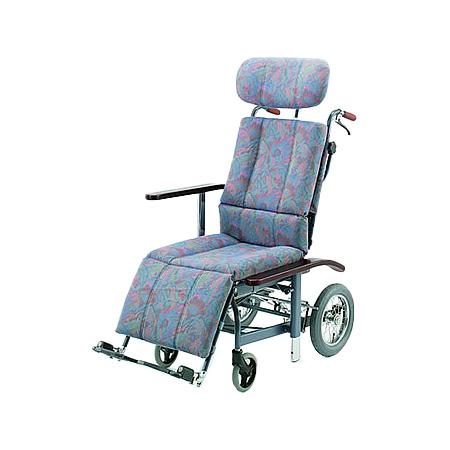 リクライニング車椅子・介助用車椅子NHR-11日進医療器リクライニング 車いす 車イス 介護用品 送料無料