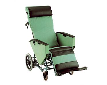 フルリクライニング&ティルト式車椅子エリーゼFR-31TR 松永製作所車いす 送料無料  ティルト機構 リクライニング  ティルト