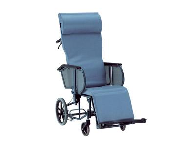 リクライニング車椅子・送料無料 フルリクライニング式車椅子 エスコートFR-11R 車いす 送料無料 リクライニング松永製作所(介護リクライニング車椅子 介助用 介護 旅行 )(介護 車いす 車イス )【敬老の日 プレゼント ギフト】