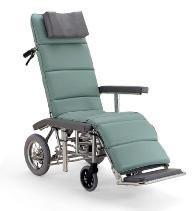 フルリクライニング車椅子 RR70NB 車いす 送料無料  リクライニングカワムラサイクル【敬老の日 プレゼント ギフト】