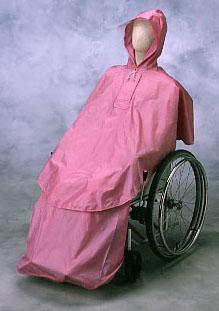 車椅子用レインコート ケアーレイン[セパレートタイプ]エンゼル 車椅子 関連 福祉介護用品  (介護用品 介護 福祉用具 車いす 車イス   )( 母の日 プレゼント 2019 )