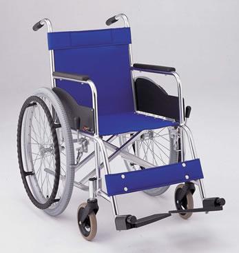 車椅子・送料無料 アルミ折りたたみ自走用車椅子AR-101[介助ブレーキ無し] 車いす 松永製作所 介護用品 車いす 車イス 折り畳み 軽量 軽い 座幅( 母の日 プレゼント 2019 )