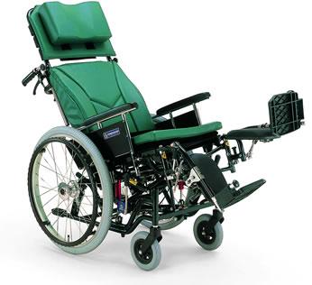 ティルティング&リクライニング自走用車椅子 KX22-42EL[エレベーティング&スイングアウト]車いす 送料無料  ティルト機構 リクライニングカワムラサイクルティルト【敬老の日 プレゼント ギフト】