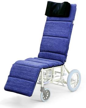 RRシリーズ専用[リクライニング・車椅子用シートクッション]カワムラサイクル 車椅子 関連   福祉 褥瘡