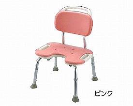 やわらかシャワーチェア U型 背付ワイド   入浴介護用品 シャワーチェア・風呂椅子 お風呂用品 シャワーベンチ 風呂イス バスチェア( 母の日 プレゼント 2019 )