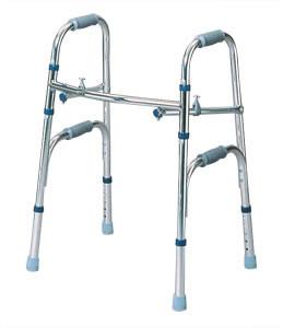 歩行器 固定型・シルバーカー・歩行器歩行器 セーフティーアーム 固定式介護用品 歩行訓練 福祉用具 リハビリ 高齢者