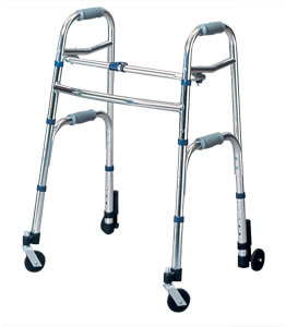 シルバーカー・歩行器歩行器 セーフティーアーム ウォーカーMタイプ介護用品 歩行訓練 福祉用具 リハビリ 高齢者