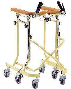 シルバーカー・歩行器 6輪歩行器 ホップステップSM-40 松永製作所 [介護用品][リハビリ]歩行訓練( 母の日 プレゼント 2019 )