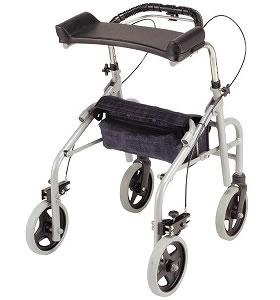 シルバーカー・歩行器 ラビット歩行専用車 [ 歩行器 折りたたみ式] [介護用品][リハビリ]歩行訓練( 母の日 プレゼント 2019 )